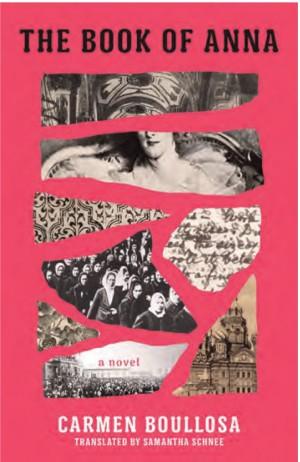 The Book of Anna (Traducción por Samantha Schnee)